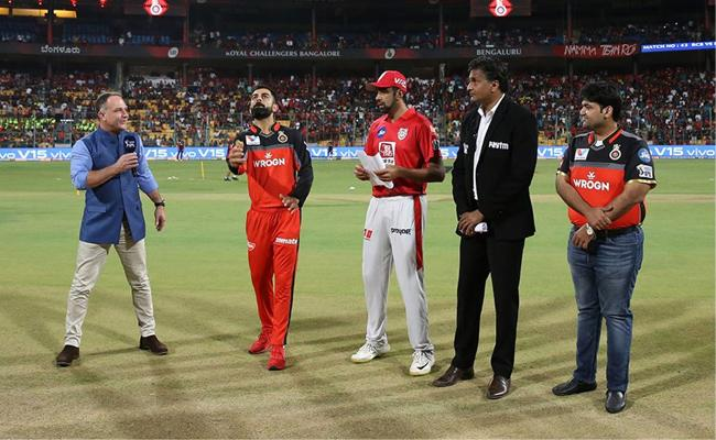RCB Look Stay on Another Victory Against Kings Punjab - Sakshi