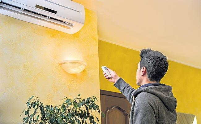 Long Term air Conditioning is likely to Cause Health Problems - Sakshi