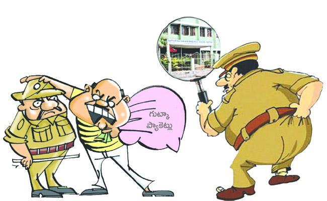 Task Force Police Reveals Gutka Mafia in Guntur - Sakshi