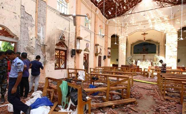 Sri Lanka Blasting Reveals Terror Attacks - Sakshi