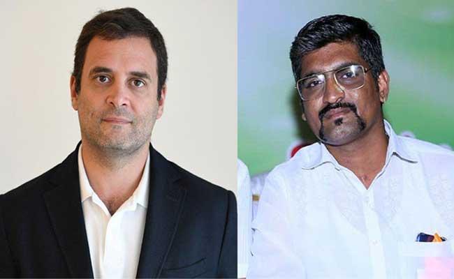 Four Gandhis In The Fray - Sakshi