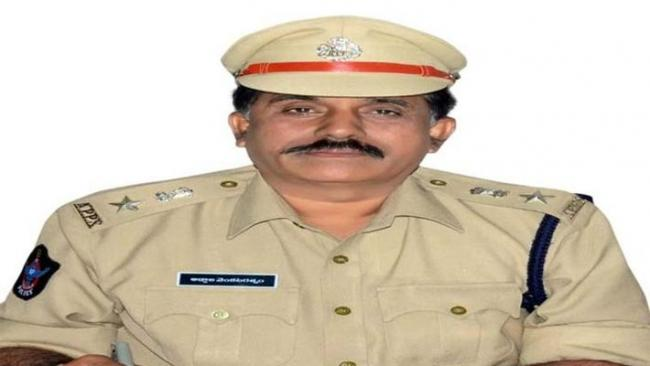Suspended Srikakulam SP Adapa Venkataratnam Has been Appointed As AP TransCo Chief - Sakshi