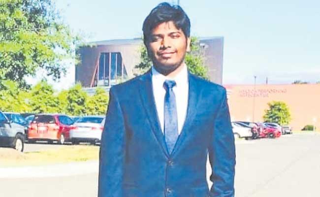 Bellampalli Man Died In America - Sakshi