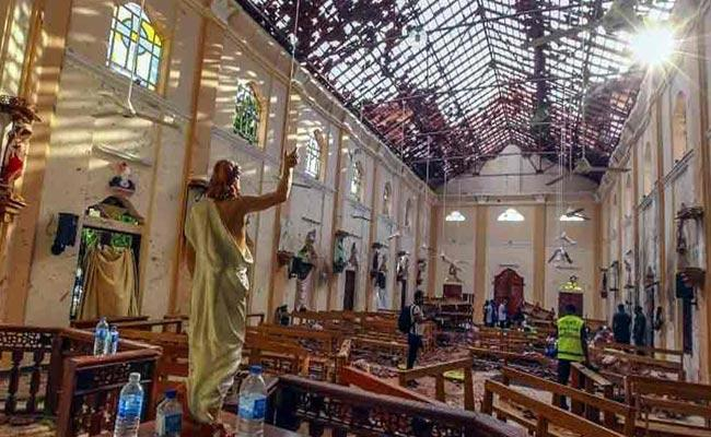 Sri Lanka Suicide Bombers Well Off And Educated Youth - Sakshi