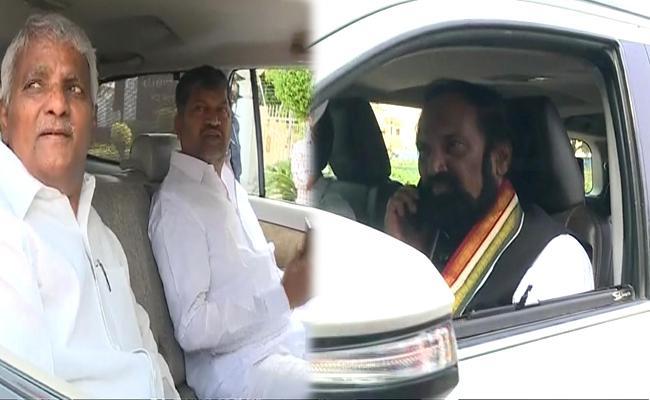 All Party Leaders Met Governor Narasimhan In Raj Bhavan - Sakshi