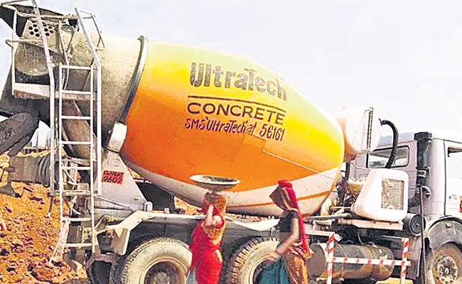 Ultratech Cement posts PAT of Rs 2435 cr in FY19 - Sakshi