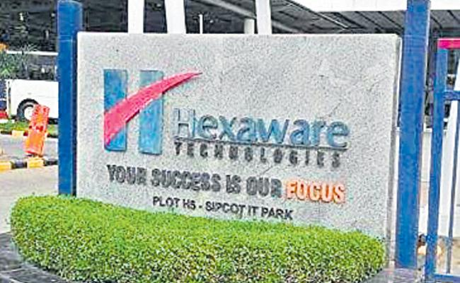 Hexaware Technologies PAT grows 12% QoQ to Rs 138.4cr - Sakshi