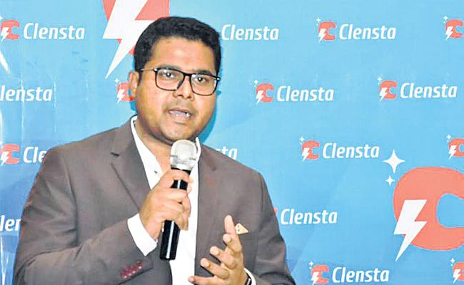 Biotech start-up Clensta plans production unit in Telangana - Sakshi