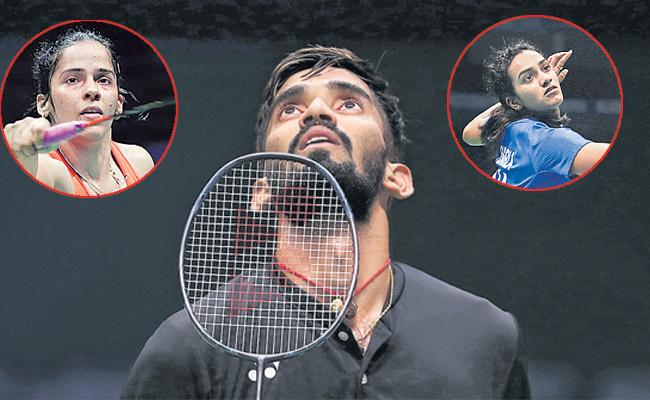 Kidambi Srikanth Knocked Out in First Round by World No.51 - Sakshi