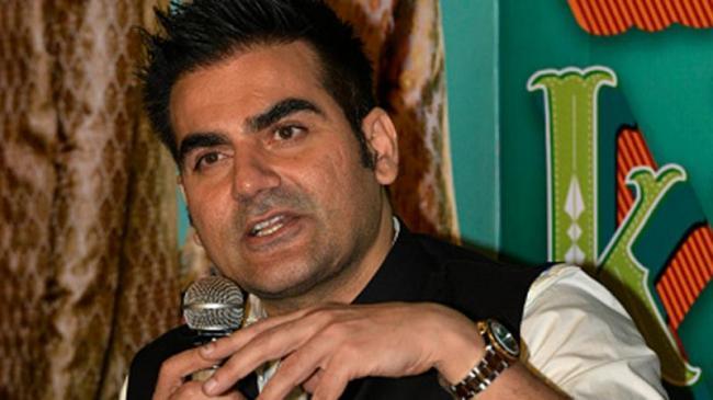 Arbaaz Khan Says Getting Work On My Own Merit - Sakshi