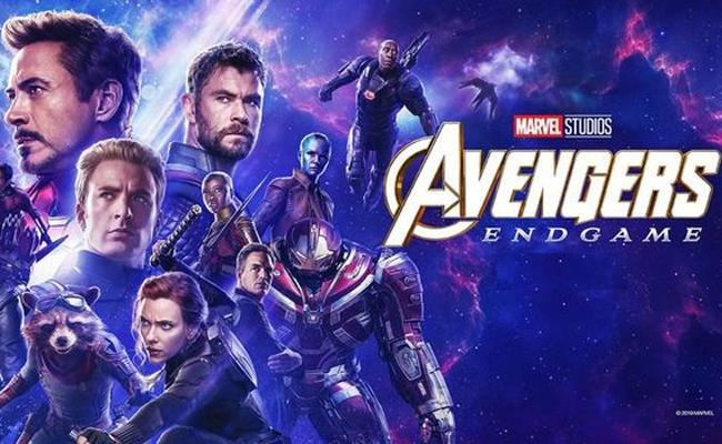 Avengers Endgame Writes New Records at The Chain Box office - Sakshi