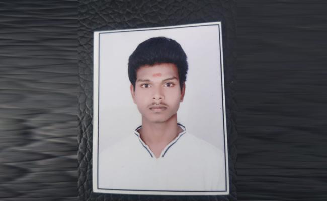 A Boy Committed Suicide  In Hyderabad Because He Might Fail In 10th Exams - Sakshi