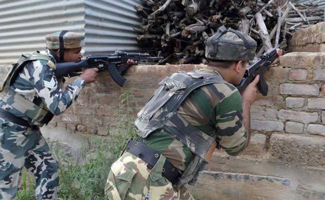 Two terrorists neutralized in Anantnag encounter - Sakshi