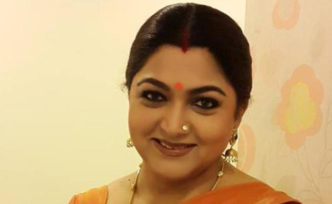 Congress Leader Kushboo Sundar Comments On Narendra Modi - Sakshi