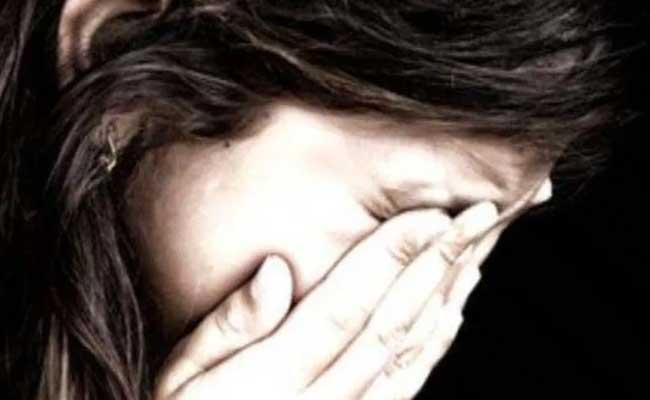 UP Man Molested Women And His Wife Records Video - Sakshi