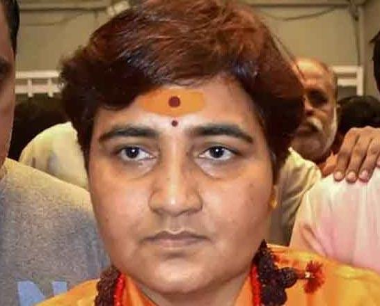 Special NIA Court negated application to prohibit Pragya Singh - Sakshi
