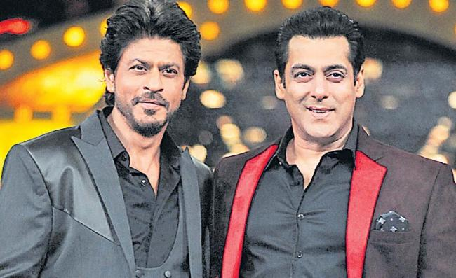 Shah Rukh Khan to make a special appearance in Salman Khan's Dabang 3 - Sakshi