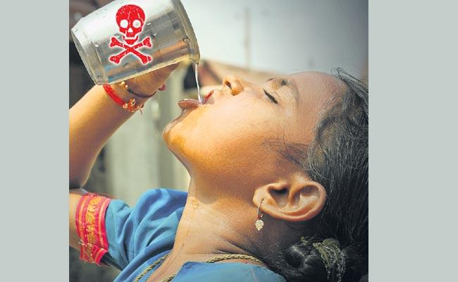 It is Water Or Poison - Sakshi