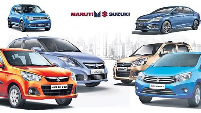 Maruti to phase out all diesel cars from April next year - Sakshi