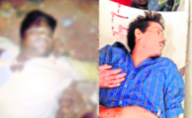 Two Persons Died In Road Accident Nalgonda - Sakshi