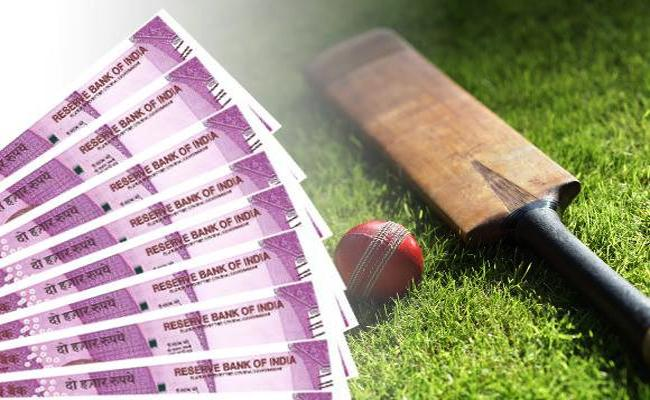 IPL Cricket bettings in East Godavari - Sakshi