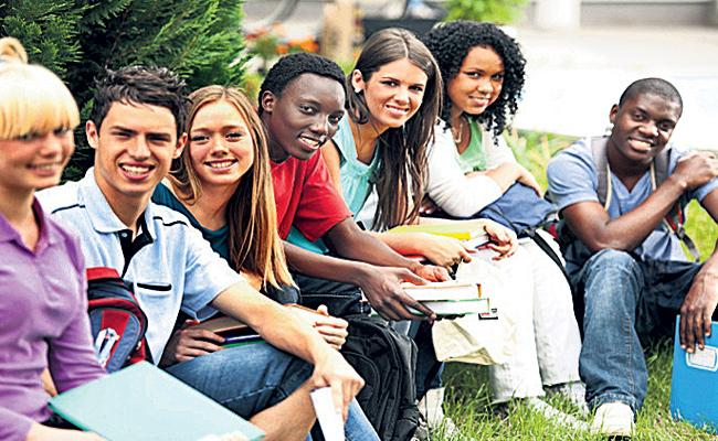 African Students Migrant For Study in Hyderabad - Sakshi