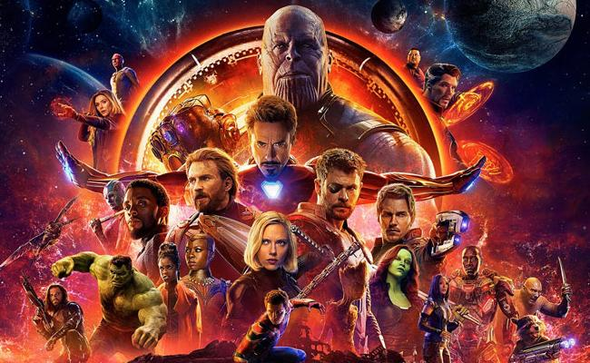 Avengers Endgame First Week Box Office Collections - Sakshi