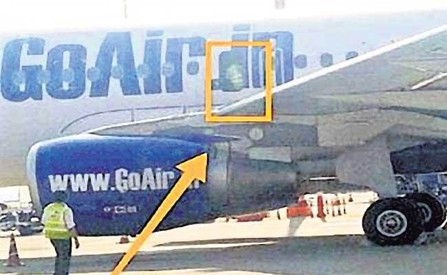 First Time Flyer Open Emergency Exit On Flight In Bengaluru - Sakshi