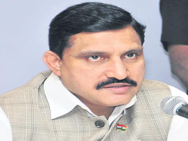 Sujana Absent for CBI probe - Sakshi