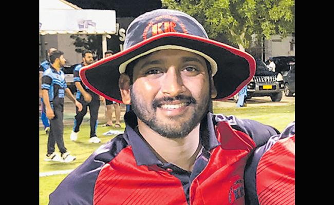 All-rounder Sandeep Gowd is unpredictable - Sakshi
