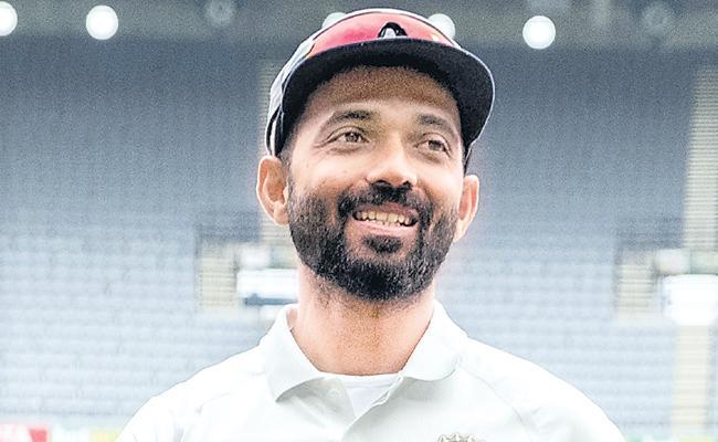 Ajinkya Rahane signs up for Hampshire - Sakshi