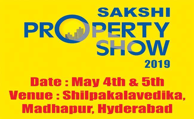 Next Saturday and Sunday show sakshi property - Sakshi