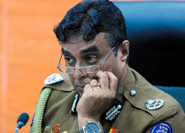 Sri Lanka Police Chief Resigns Over Easter Sunday Attacks - Sakshi