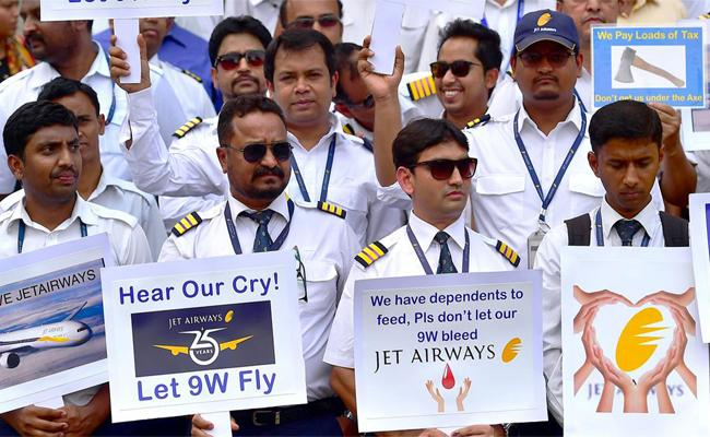 offers for jet airways employees - Sakshi