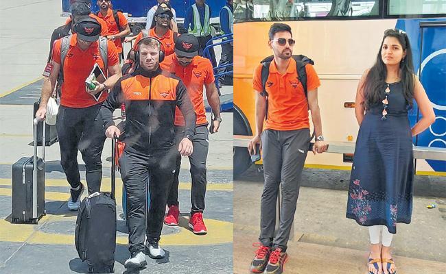 Rajasthan Royals vs Sunrisers Hyderabad IPL - Sakshi