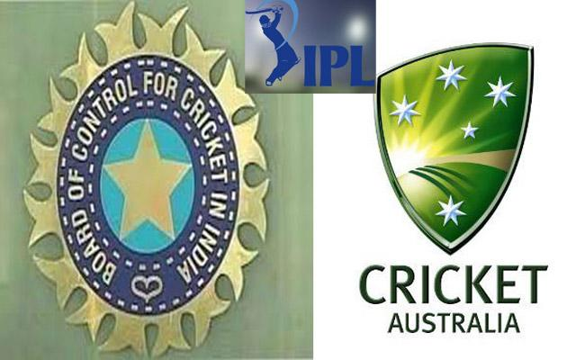 BCCI Says Cricket Australia Blackmailing for Men Series Rescheduling - Sakshi