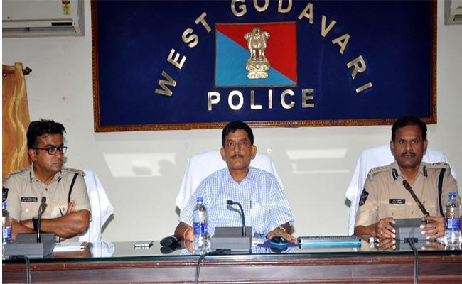 Andhra Pradesh DGP Talk On Elections Results - Sakshi