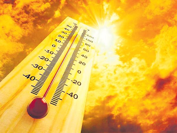 Heat Winds On April 28th and 29th - Sakshi