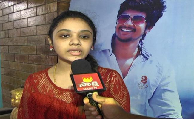 Amrutha Reaction Over Maruthi Rao Bail - Sakshi