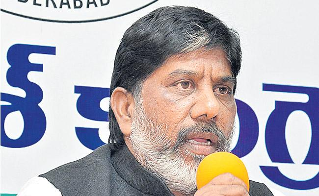 Oppn Leader Vikramarka to Go on yatra Over TRS Encouraging - Sakshi