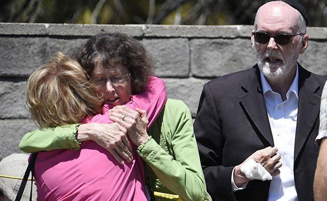 Shooting At California Synagogue Possibly May Hate Crime - Sakshi