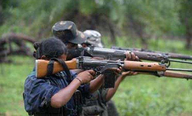 Two policemen killed in Naxal attack in Chhattisgarh's Bijapur - Sakshi
