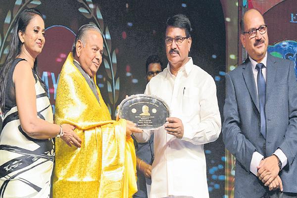Niranjan Reddy Comments at the Agri Awards ceremony - Sakshi