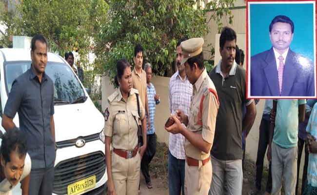 Man Murdered Brutally In Garividi - Sakshi