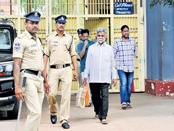 Pranai murder case Accused released on bail - Sakshi