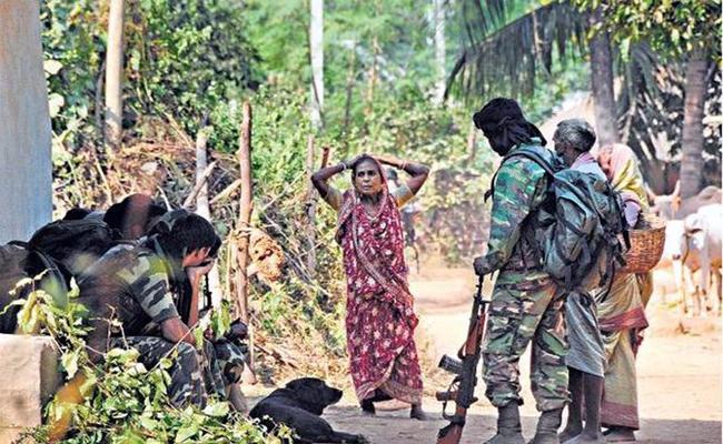 People In Orissa Struggling With Maoist Activities - Sakshi