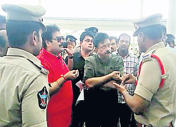 Ram Gopal Varma Fires On Chandrababu - Sakshi
