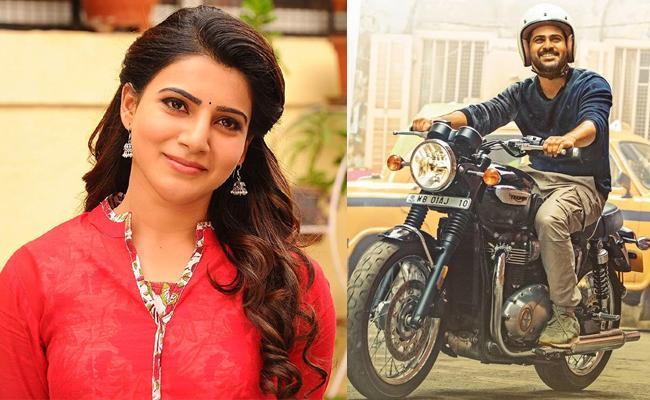 Samantha And Sharwanand Ready For 96 Telugu Remake - Sakshi