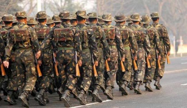 Defence Minister Nirmala Sitharaman criticises Congress manifesto - Sakshi