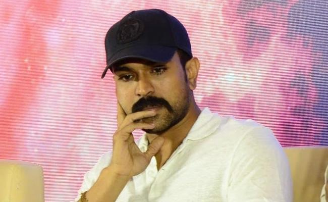 RRR Shooting Postponed due To Ram Charan Ankle Injury - Sakshi